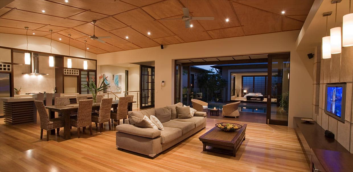 Project Name: Japan House. Location: Castaways Beach, Sunshine Coast, QLD.  Status: Construction Completed In 2008. Building And Interior Design: Chris  Clout ...