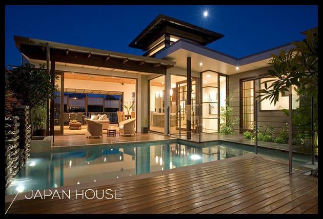 Japan House Chris Clout Design