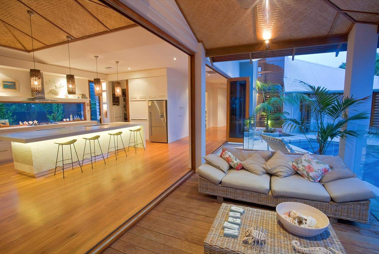 2010 Queensland Building Design Awards Regional Best Residential Interior