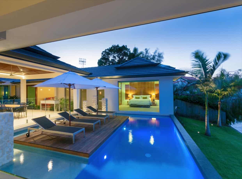 KUTA HOUSE Chris Clout Design
