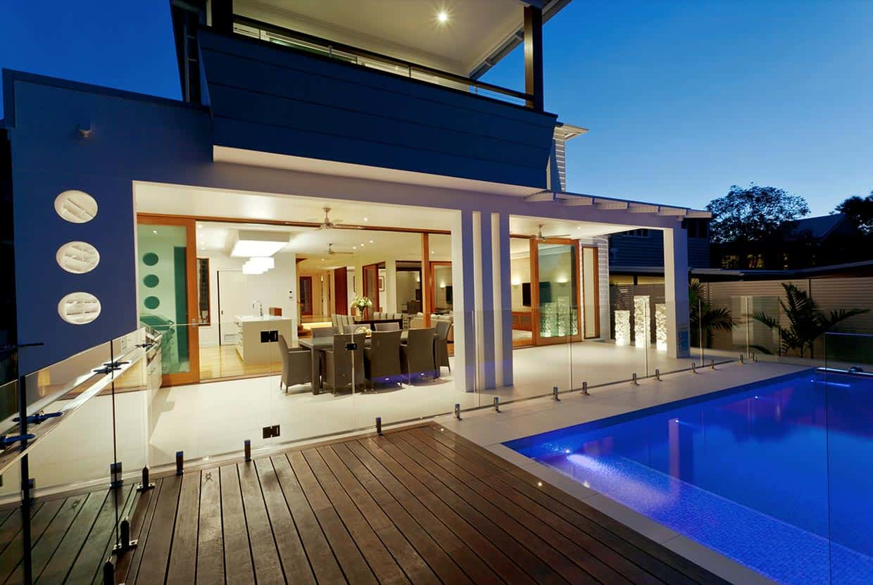 Queenslander house chris clout design for For home design