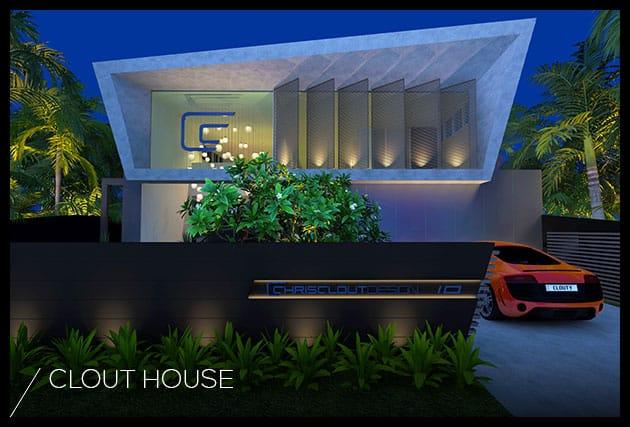 CLOUT HOUSE | Chris Clout Design