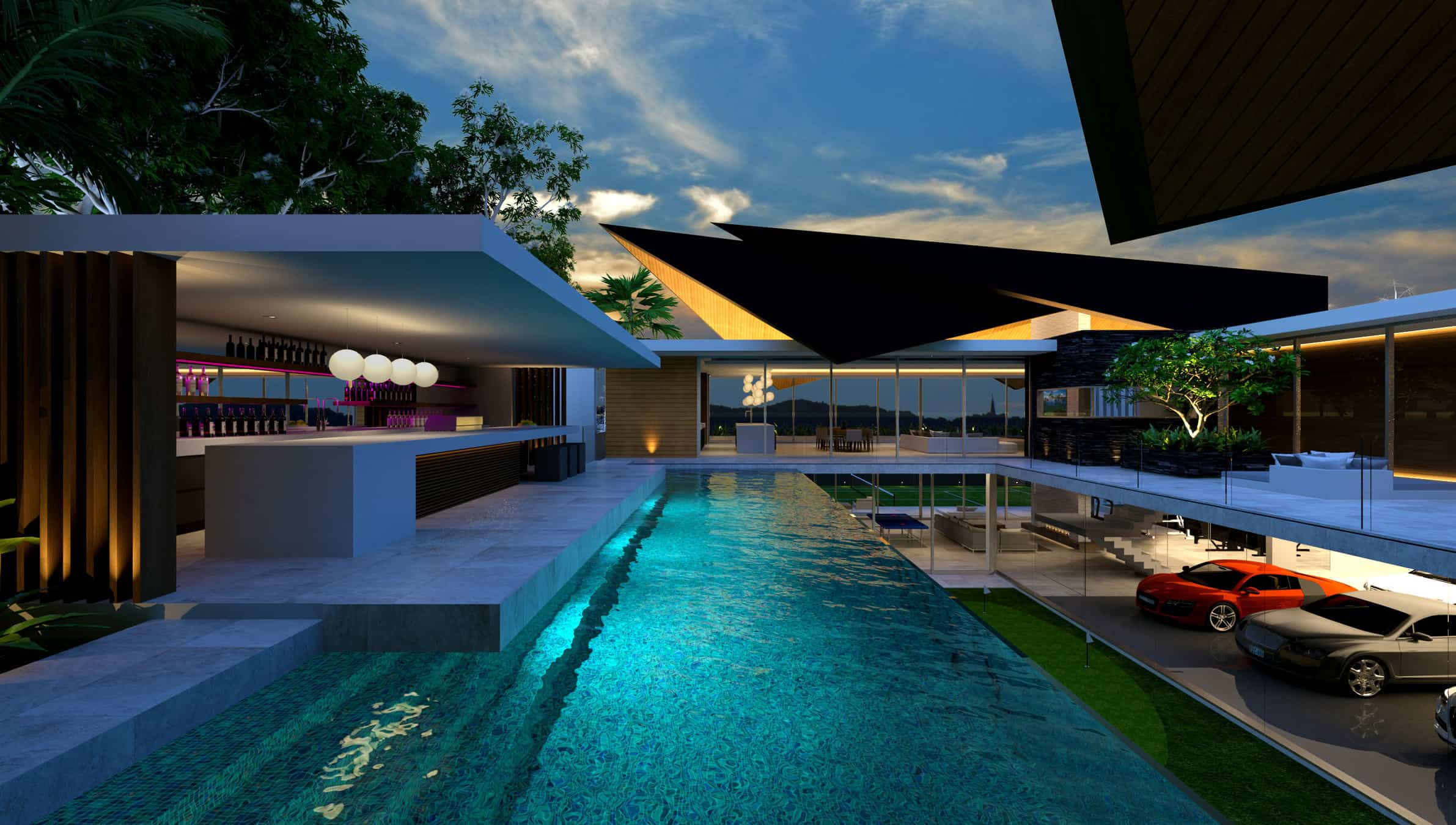CONTEMPORARY THAI HOUSE Chris Clout Design