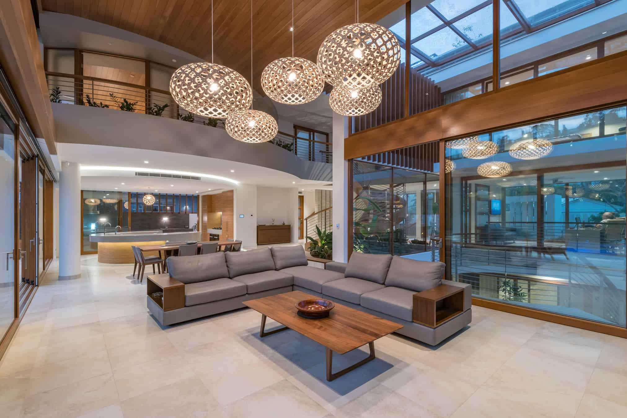 CONTEMPORARY TROPICAL HOUSE - Chris Clout Design