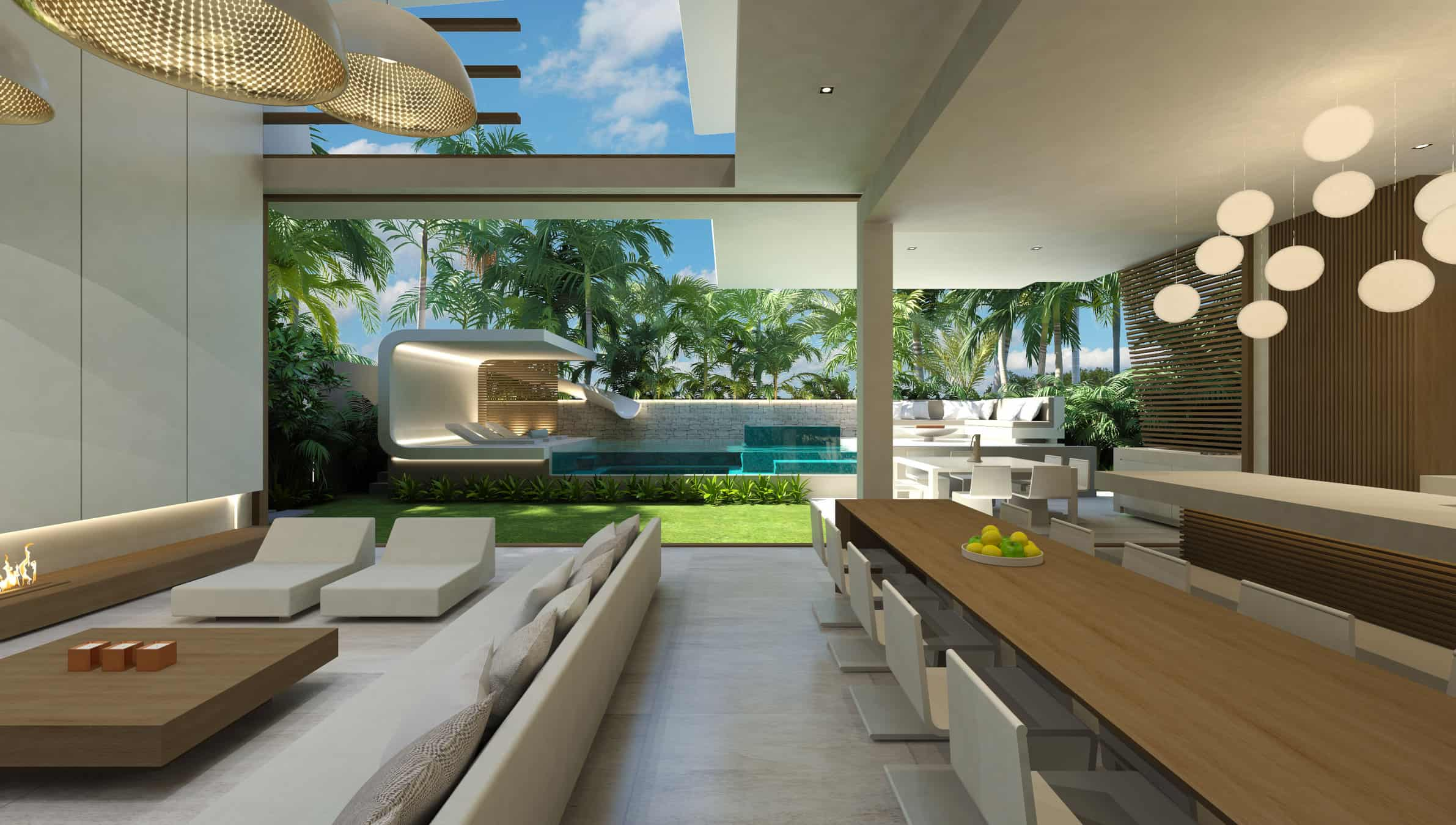 Modern beach house chris clout design for Beach house designs sunshine coast