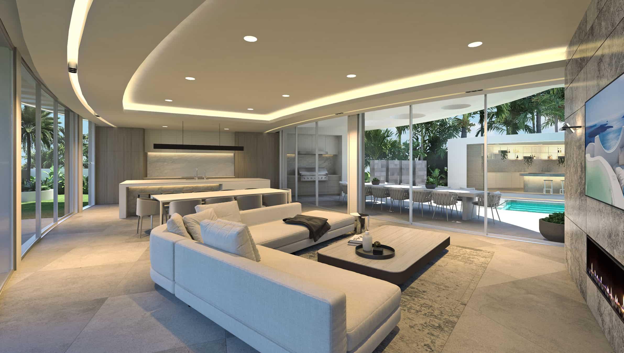 Luxury Resort Living Chris Clout Design